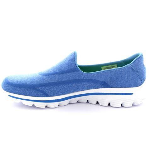 Skechers U by Womens Skechers Go Walk 2 Sock Active Fitness