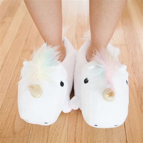 light up unicorn slippers these magical unicorn slippers light up when you walk to