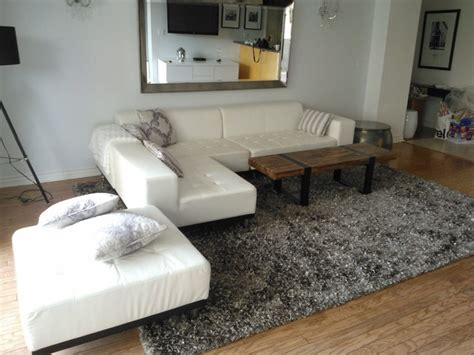 Modern Rugs For Living Room Happy Customers Modern Living Room Los Angeles By Modern Rugs La
