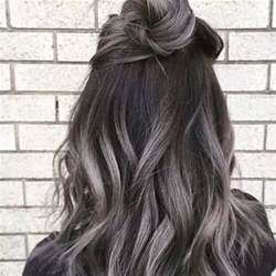 how to put highlights in gray hair 50 lavish gray hair ideas you ll love hair motive hair
