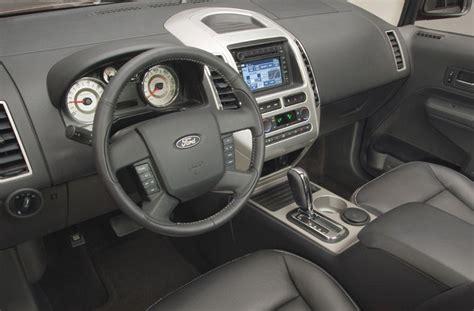 2009 ford edge interior picture pic image