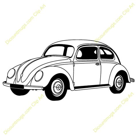 volkswagen bug clip beetle 20clipart clipart panda free clipart images