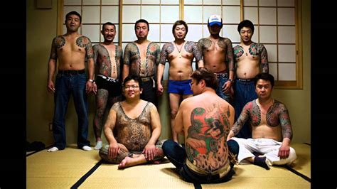 Tattoo Yakuza Youtube | yakuza gang tattoo s youtube