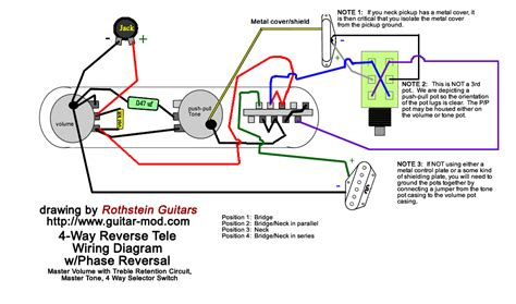 four way switch wiring diagram telecaster four free