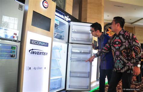 Lemari Es Panasonic Terbaru panasonic hadirkan lemari es produk terbaru momen bisnis