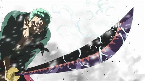 Pedang Katana Samurai Yubashiri Zoro Roronoa One Ckdl287 one zoro vs monet vostfr
