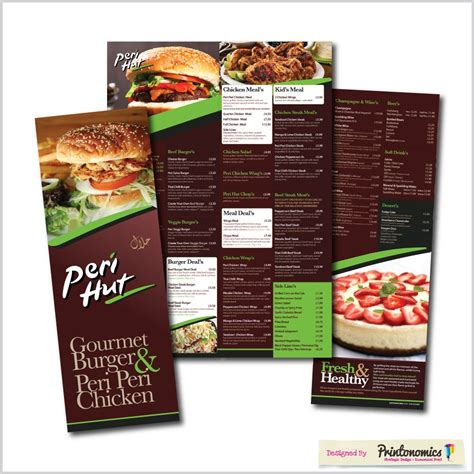 menu design products gloss laminated restaurant menus menus restaurant
