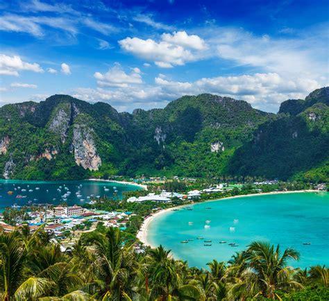 dive vacation diving in koh phi phi padi travel