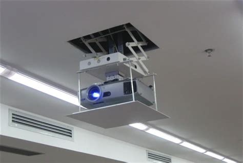 Proyektor Mini Infocus chuangd motorized projector lift c100 prlog