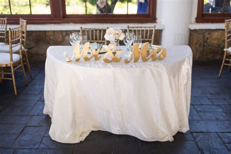 gold mr and mrs table sign gold mr and mrs wedding signs table signs for sweetheart
