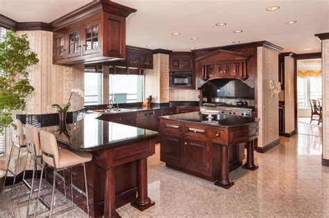 Kitchen New World Inside Ultra Luxury Kitchens Trends Among Wealthy Buyers