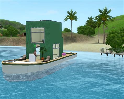 sims 3 island paradise boat house sims 3 island paradise preview screen shots duckeggpie s