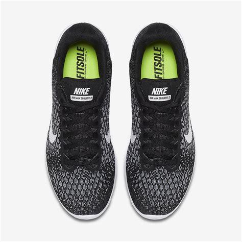 Nike Air Max Sequent 2 Black 852461005 1 nike air max sequent 2 s running shoe nike sg