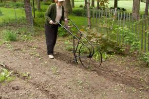 Single Row Planter by Walk Behind Garden Plow Submited Images