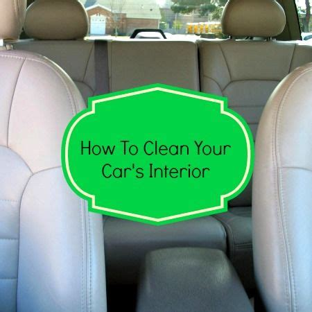 Car Interior Cleaning Near Me by Best 25 Car Interior Cleaning Ideas On Car