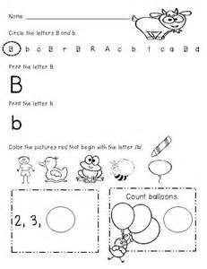 14 best images of pre k phonics worksheets free