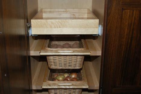 pantry storage cuisines laurier