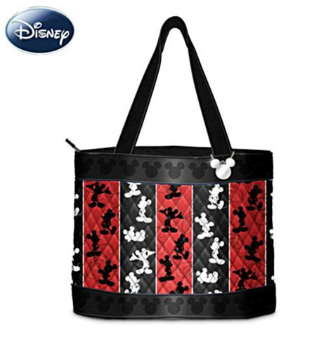 Tote Bag Mickey Minnie mickey mouse quilted tote bag mickey fix