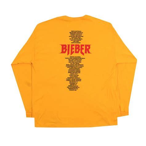 Sweater Justine Bieber Purpose Stadium Tour 2017 Team 来日公演中止 justin bieber ジャスティン ビーバー の2017来日公演が9 23 9 24に開催予定