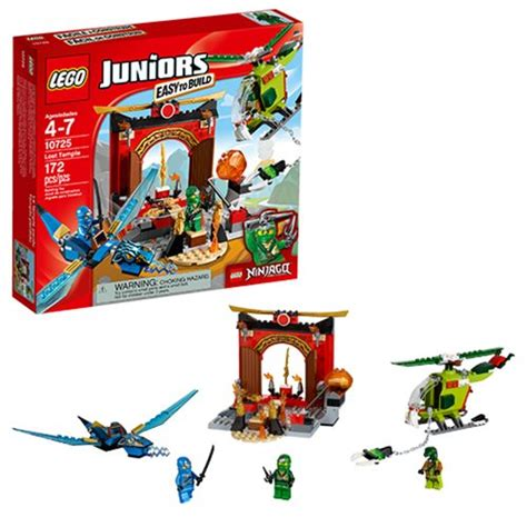 Diskon Lego 10725 Juniors Ninjago Lost Temple lego juniors ninjago 10725 lost temple lego ninjago