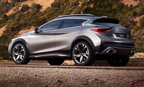 2016 Infiniti Qx30 Concept Price Styling Changes