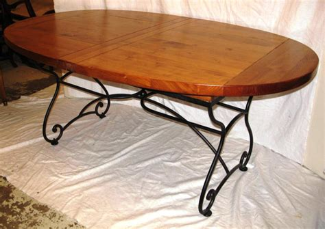 wrought iron dining table base wrought iron dining table base furniture