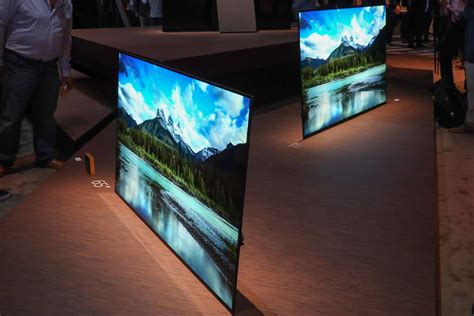 qled  oled tv whats  difference