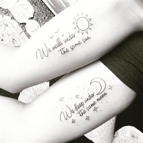 22 best friend tattoo quotes 25 best friendship quote tattoos for your next ink