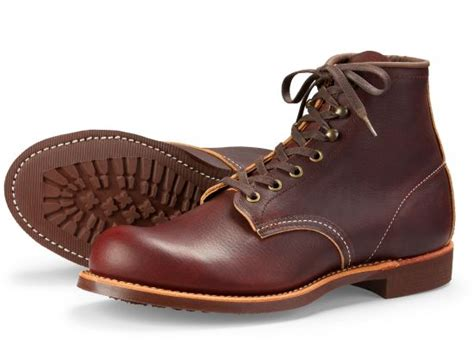 mens 2958 blacksmith 6 boot red wing heritage europe men s 3340 blacksmith 6 quot boot red wing heritage
