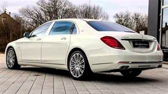 S600 Mercedes Mercedes Maybach S600 2017