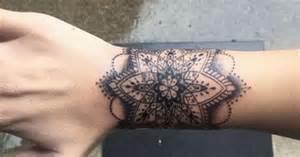 81 fantastic mandala wrist tattoos design