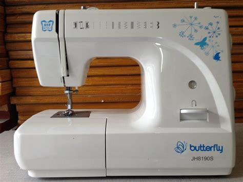 Mesin Jahit Butterfly Jh8190s jual mesin jahit murah butterfly jh8190s butterfly jh