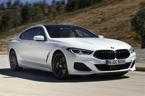 bmw  gran coupe review test drive autocar india