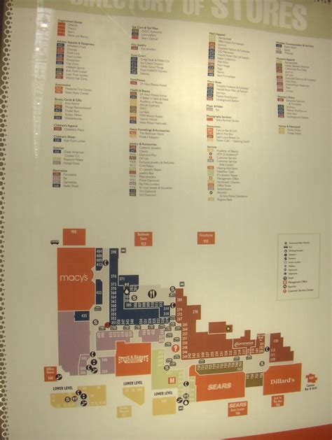 layout of louis joliet mall map of stores in louis joliet mall my blog