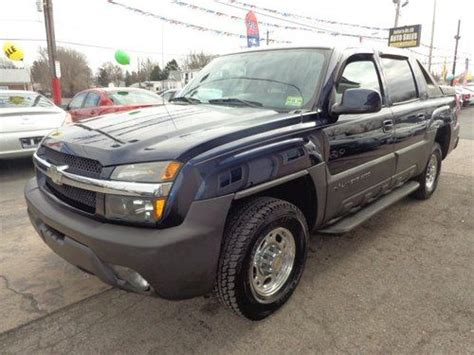 how to sell used cars 2004 chevrolet avalanche 1500 windshield wipe control sell used 2004 chevrolet avalanche 2500 base crew cab pickup 4 door 8 1l in levittown