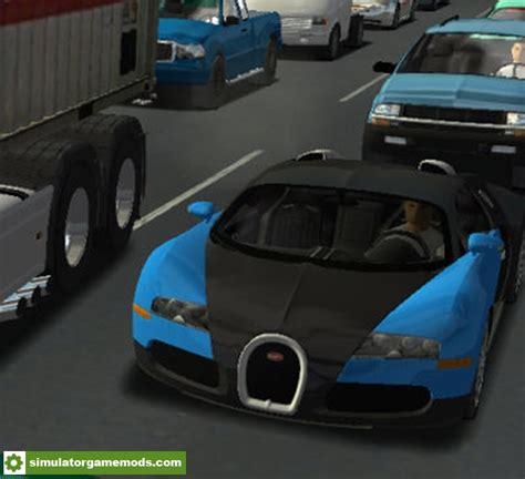 mod traffic game haulin 18 wos haulin ai bugatti veyron simulator games mods