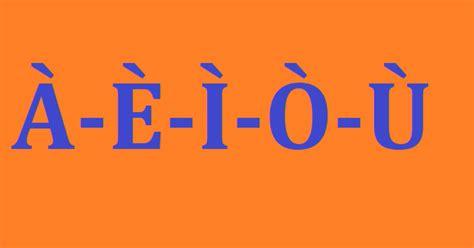 html lettere accentate scrivere vocali accentate in maiuscolo 192 200 204 210 217