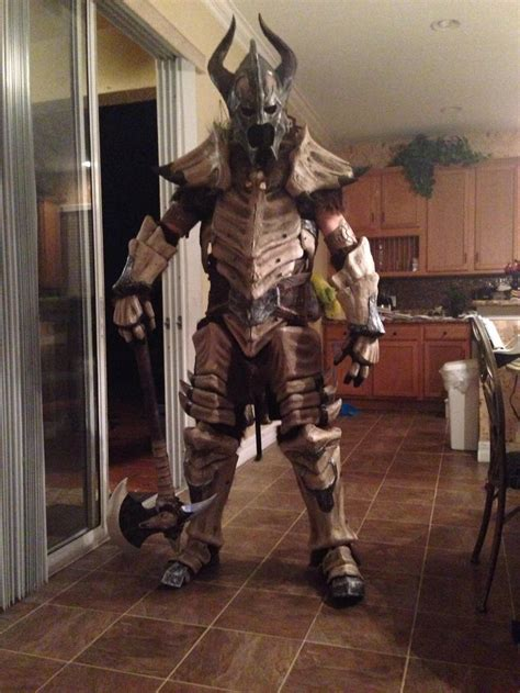 skyrim dragonbone armor thinkgeek