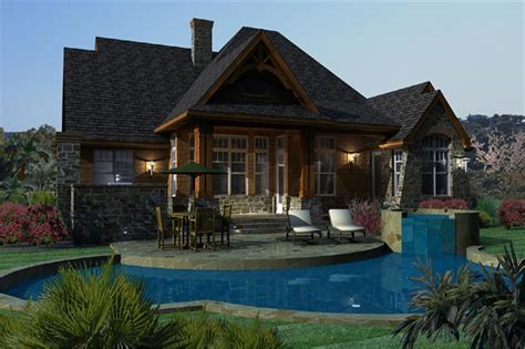In Law Suites by 3 Bedrm 2091 Sq Ft Ranch House Plan 117 1092