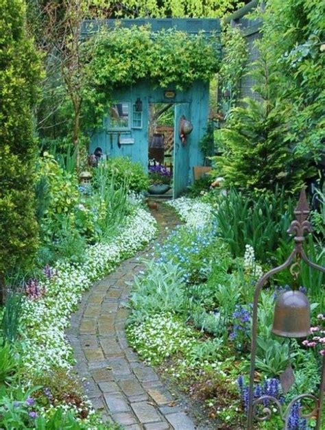 inspiring brick path garden ideas pinterest