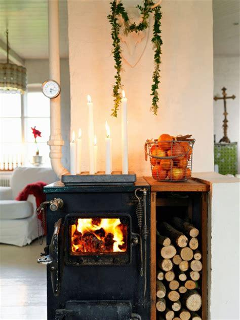Formidable Idee De Deco De Table Pour Noel #7: Decoration-noel-d%C3%A9co-no%C3%ABl-faire-soi-m%C3%AAme-fantastique-chemin%C3%A9e-feu.jpg