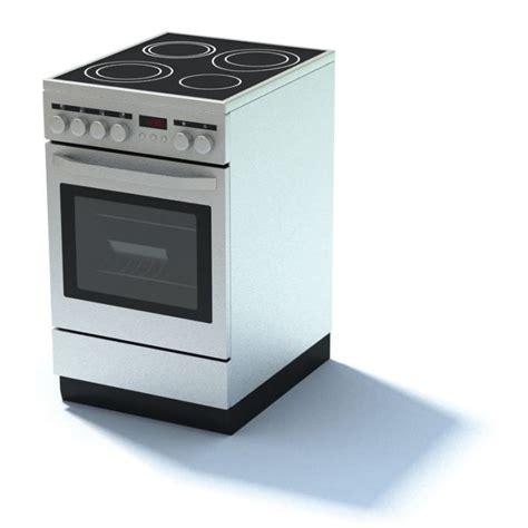 kitchen appliance electric stove 3d model cgtrader com electrical kitchen stove 3d model max cgtrader com