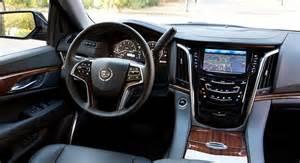 Cadillac Escalade Interior Cadillac Escalade Ext 2018 Review Price 2017 2018