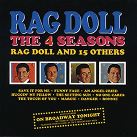 rag doll 4 seasons 山下達郎 サンデーソングブック 2014 10 19放送リスト 山下達郎サンデー ソングブック 非公式 曲目プレイリスト