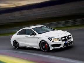 Mercedes Photos Gallery 2014 Mercedes Cla45 Amg Leaked Gallery