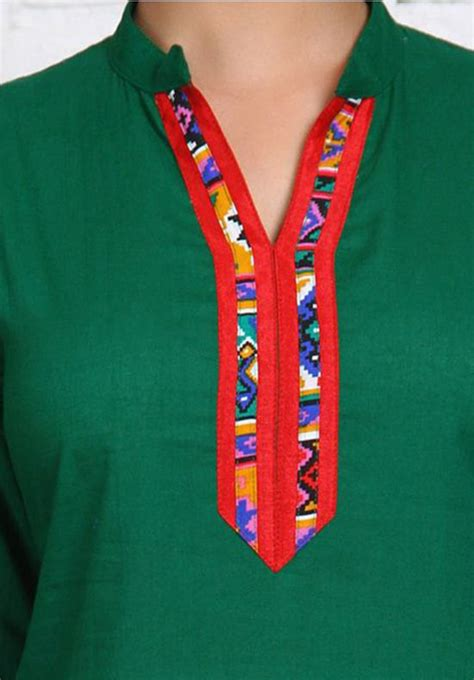 kurti pattern with collar top 35 stylish and trendy kurti neck designs that will