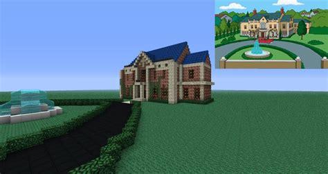 family guy house family guy house minecraft
