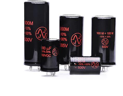 capacitor slideshow jj electronic vacuum capacitors lifiers