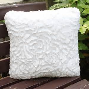 white floral best beautiful decorative pillows