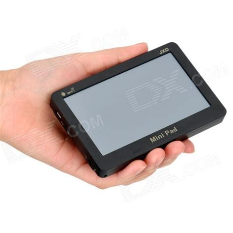 small android tablet buy jxd s18 4 3 quot resistive screen android 4 0 mini pad tablet pc w tf wi fi g sensor black